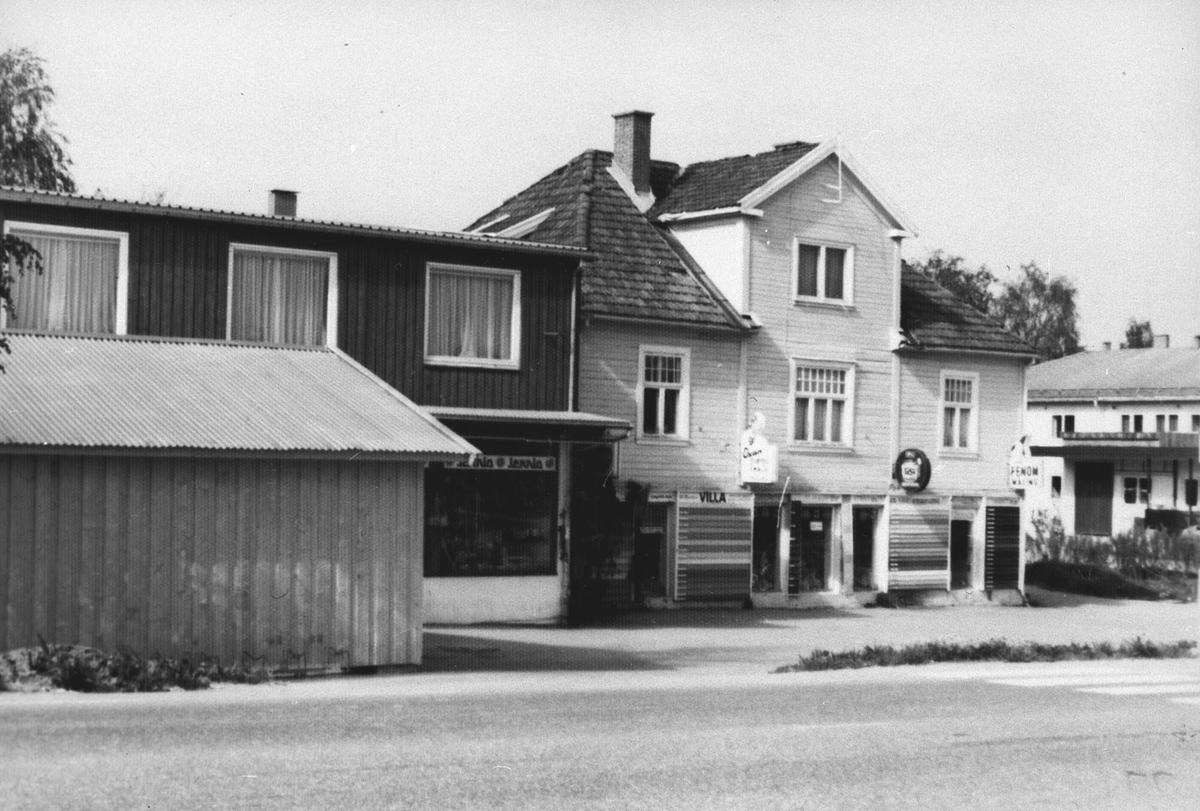 """Rivningen av """"Solstad"""""""