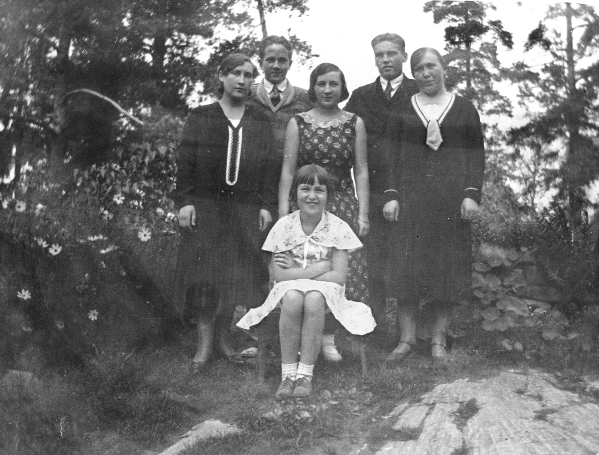 Familiegruppe