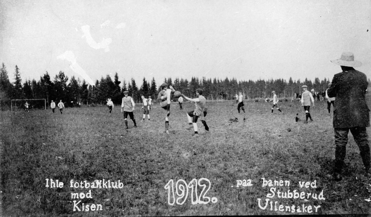 Ihle fotballklubb i virksomhet