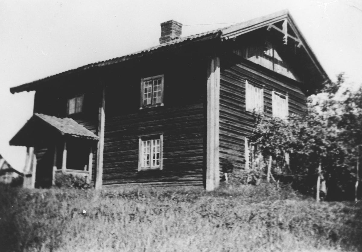 Våningshuset på Daskerud.