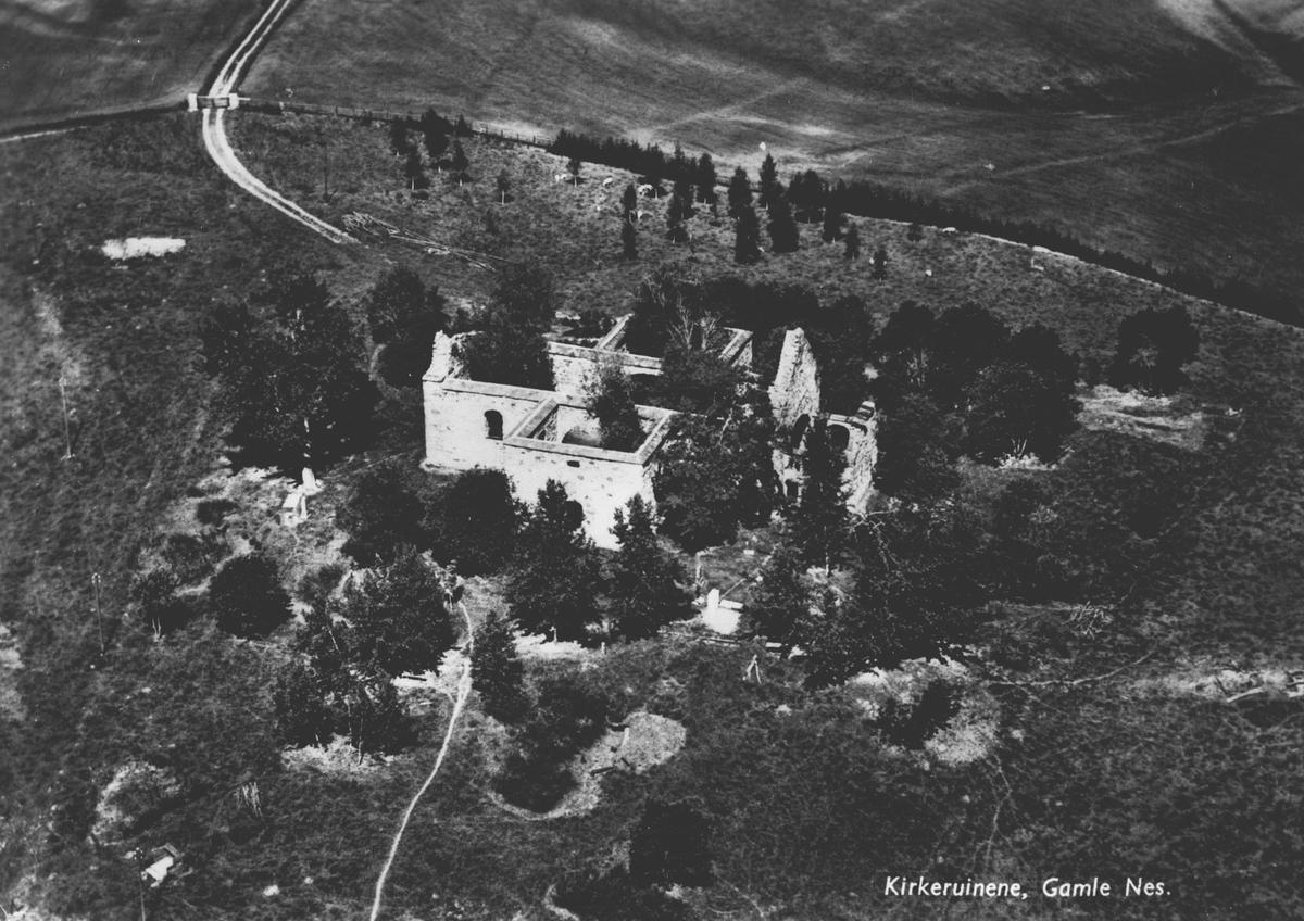 Kirkeruinene Nes