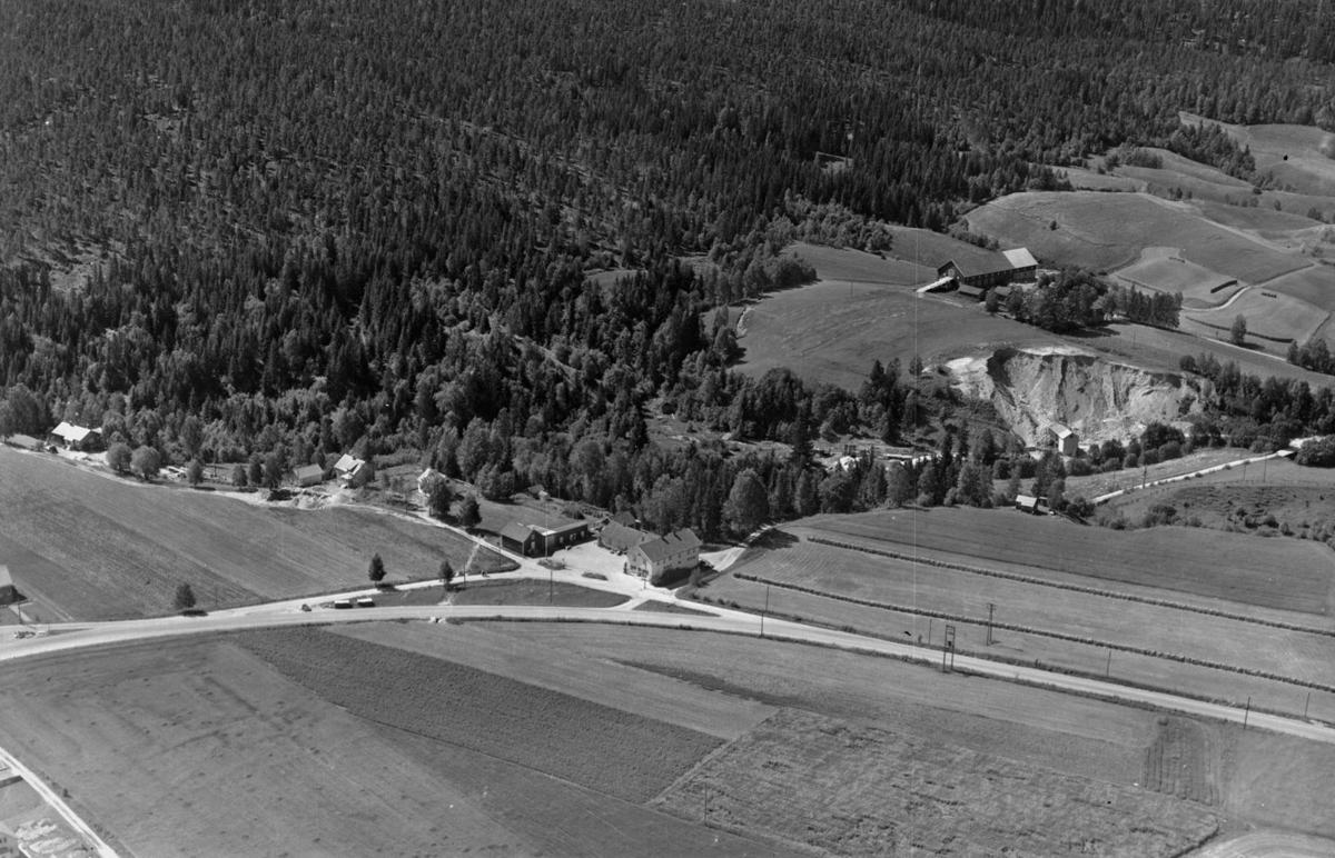 MOE LANDHANDLERI BUTIKK, HØLAND