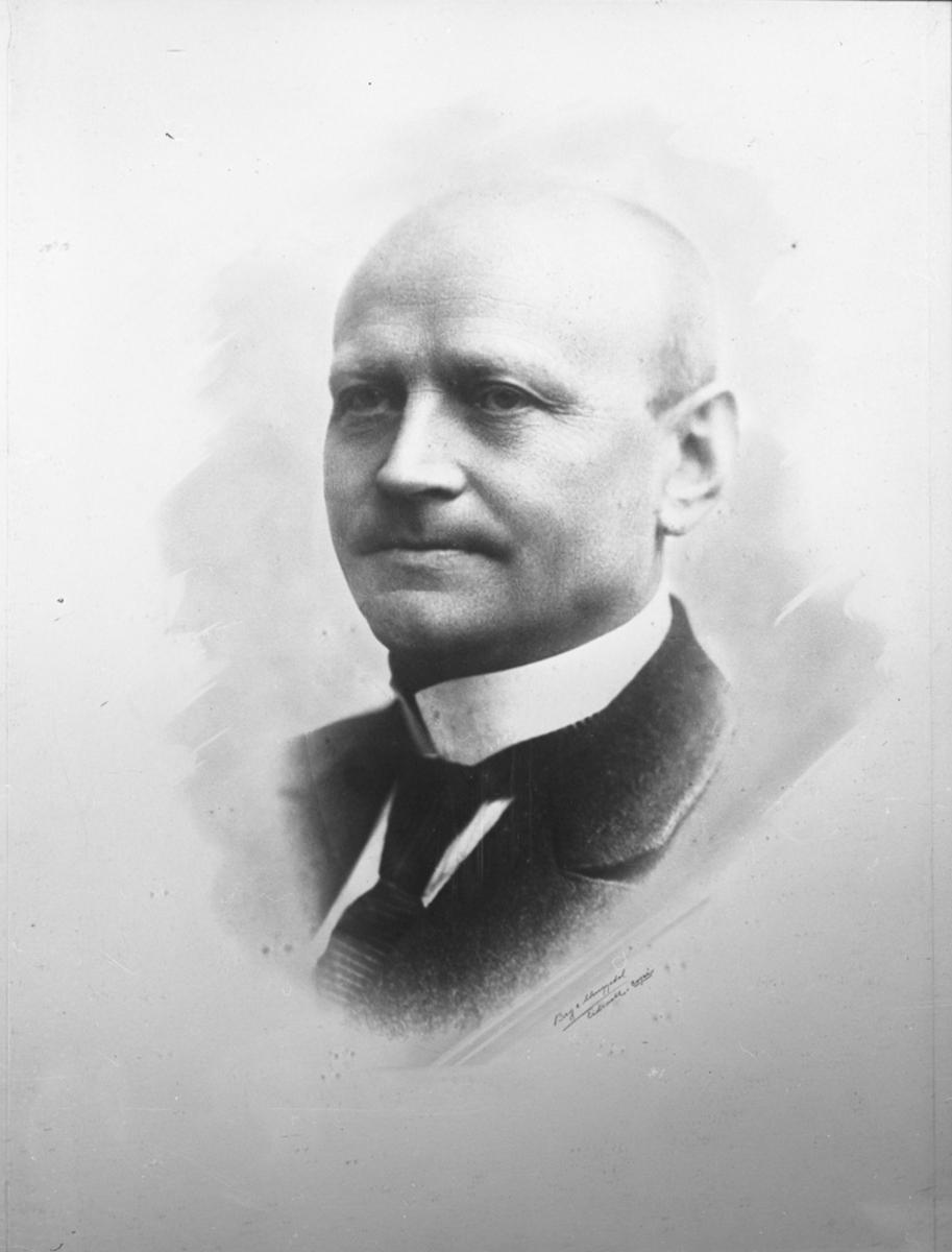 Anders Venger. Ordfører 01.01.1914-16.04.1923 og 21.07.1924-31.12.??. Foto: Lars Bry.