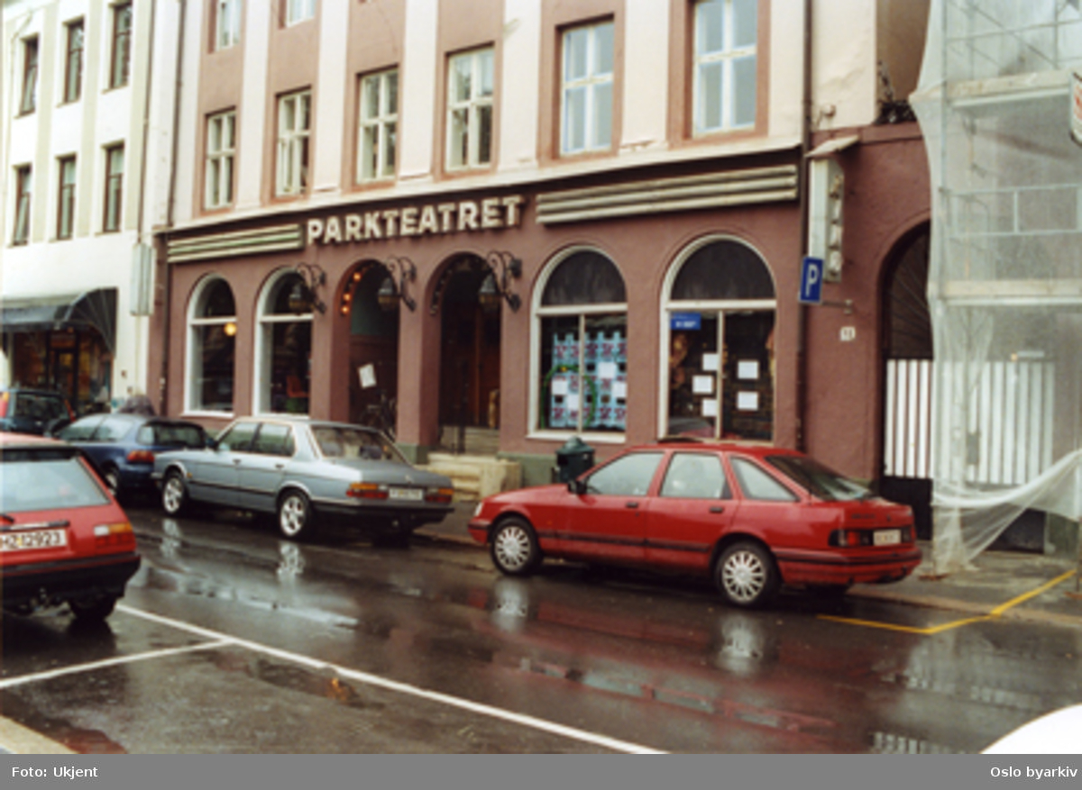 Parkteatret. Kontakt Nordic Black Theatre ved ev. bestilling av kopier.
