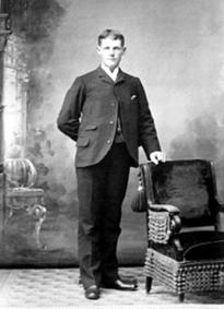 ANDREAS HERSET FØDT: 1869, HERSET