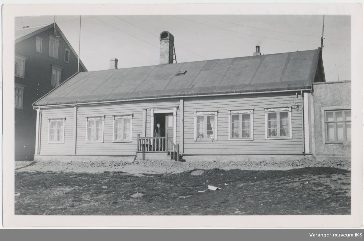 """""""Grunka-gården"""" på Valen, ca. 1930"""