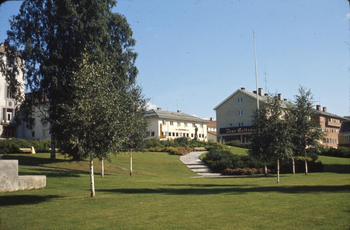 Elvarheimsparken, Elverum