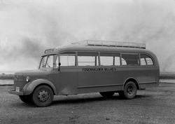 Fosenhalvøya Billags nye Buss
