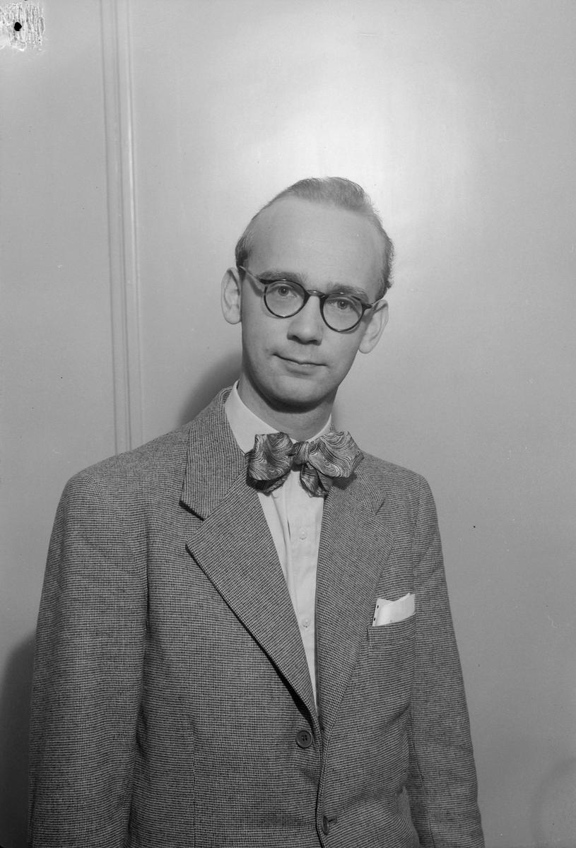 Jon Ola Norbom - formann i Unge Venstre