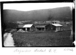 Negarden Nordset, Øvre Rendal, Rendalen