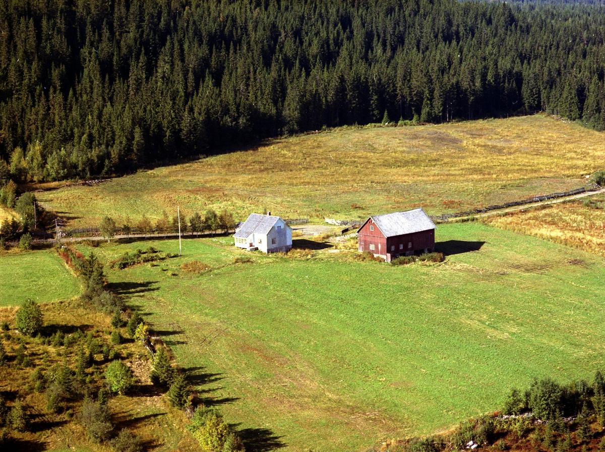 Granli (Gnr 30/284) i Moberget, Nordskogbygda. Mobergvegen 275