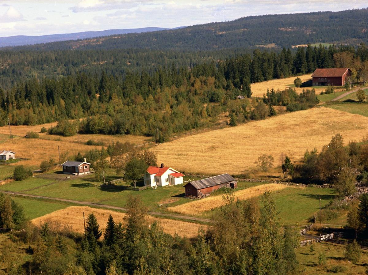 Nordli (Gnr 94/24) i Vestre Hernes (Bråtelia 85). Hytta til venstre er Pynten (Gnr 94/35).