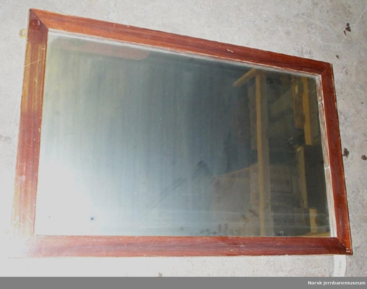 Speil i ramme