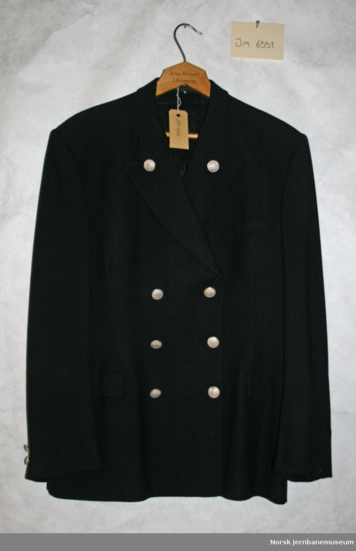 Uniformsjakke : for lokføreraspirant