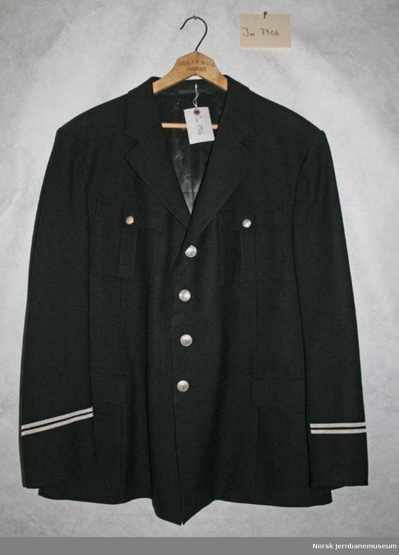 Uniformsjakke for lokomotivfører