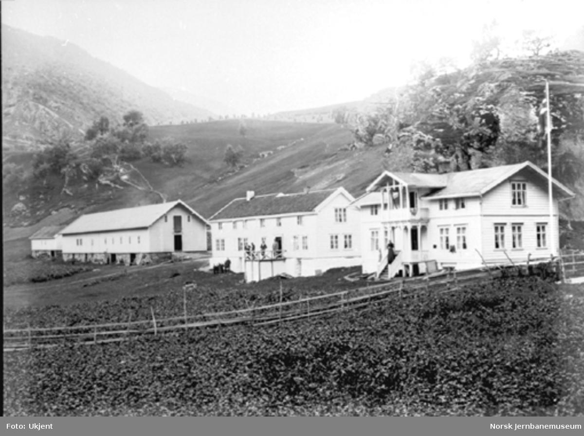 Nedre Fretheim gård