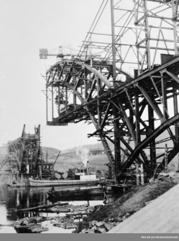Bandak, montering - 1924