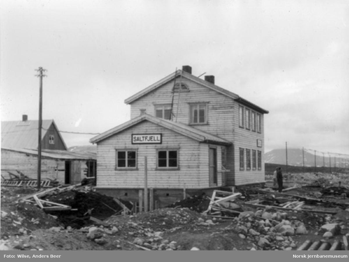 Semska (Saltfjell) stasjon