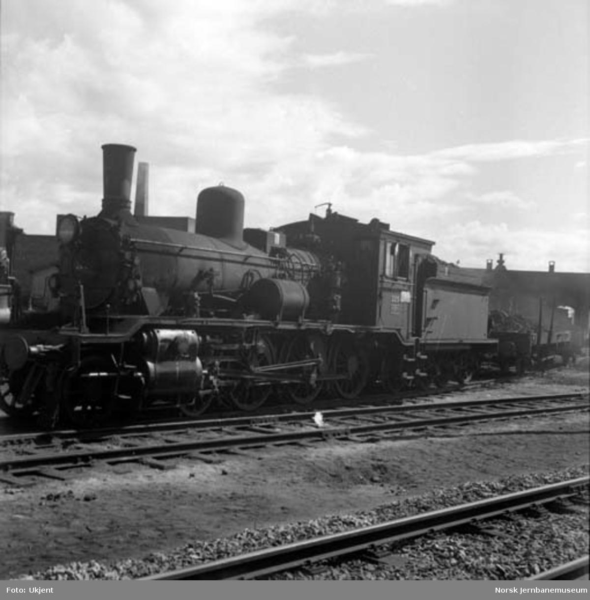 Damplokomotiv type 18c nr. 226