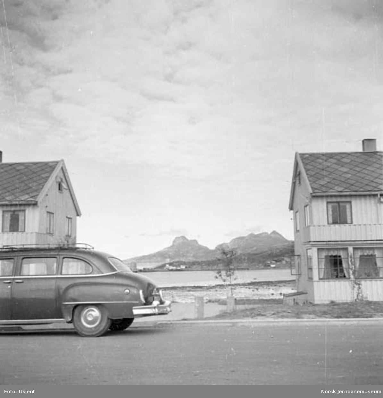 Funksjonærboliger i Bodø