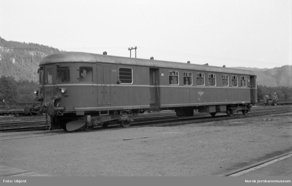 Styrevogn for motorvogntog litra BFox4b nr. 18767